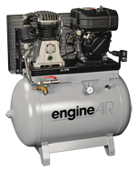 Мотокомпрессоры - EngineAIR B6000B/270 11HP - превью